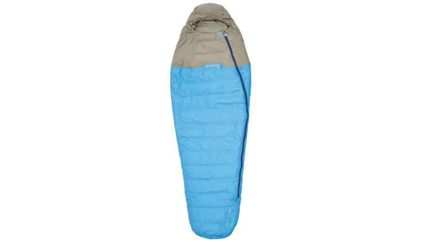 Mammut Lahar Down EMT Spring 195 - Sacos de dormir - 195 cm azul